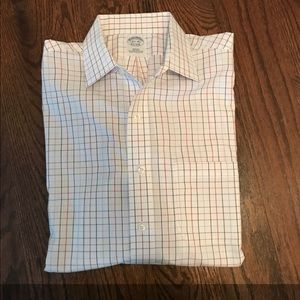 Brooks brothers button down Slim 15.5–36